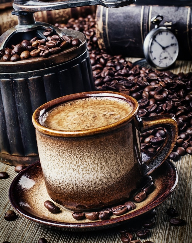 Шикарный кофе фото