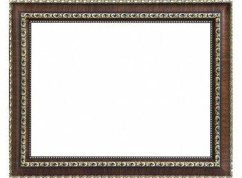 Багетная рама Donna (тёмно-коричневый)