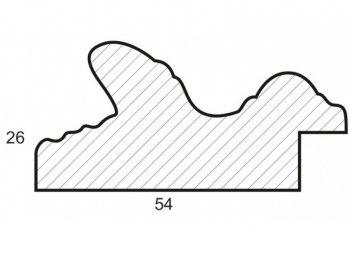 Размеры багетной рамы Tara