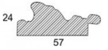Размеры багетной рамы Melissa
