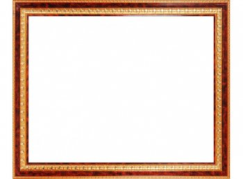 Багетная рама Renaissance (светло-коричневый)