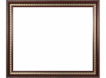 Багетная рама Renaissance (тёмно-коричневый)