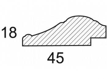 Размеры багетной рамы Beatrice