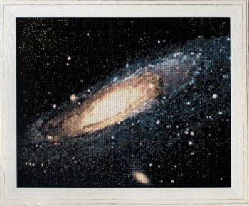 """Алмазная мозаика """"Млечный путь"""" Ag 2223 в раме"""