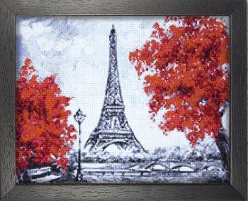 """Мозаичная картина Ag 2314 """"Парижские виды"""" в раме"""