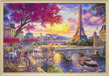 """Мозаичная картина Ag 2482 """"Великолепный Париж"""" в раме"""