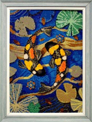 "Мозаичная картина Ag 290 ""Гармония"" в раме"