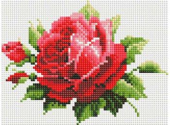 Мерцающая роза
