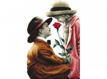 Роза для леди