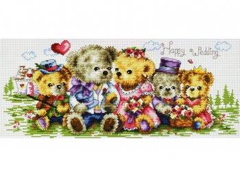 Семейка медвежат