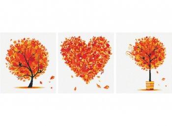Оранжевый листопад
