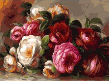 Розы Ренуара