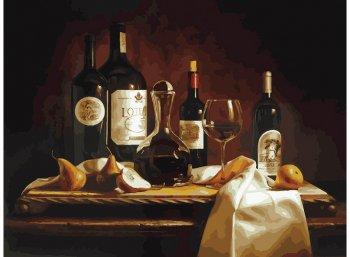 Вино и груши