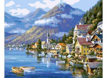 Хальштадт. Австрия