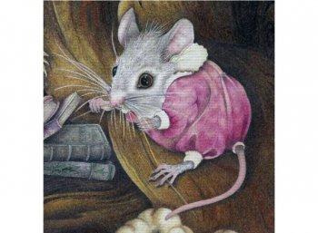 Домашний мышонок