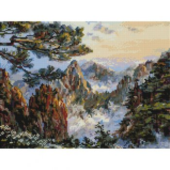 Китай. Хуаншань