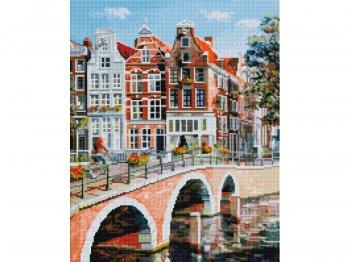 Императорский канал в Амстердаме
