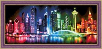 Сияющий мегаполис