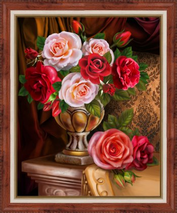 Благородные розы