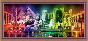 Краски Египта
