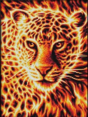 Огненный леопард