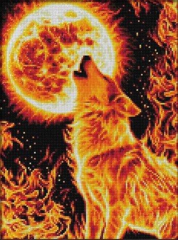 Огненный волк