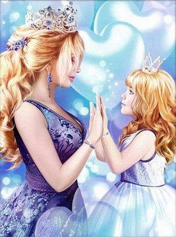 Мамина принцесса