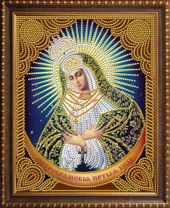Икона Остробрамская Богородица