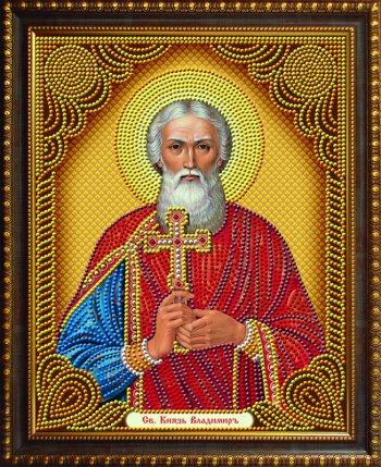 Икона Князь Владимир