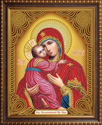 Икона Владимирская Богородица