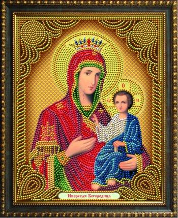 Икона Иверская Богородица