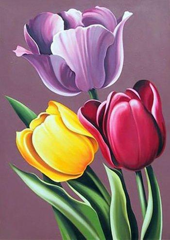 Аромат тюльпанов