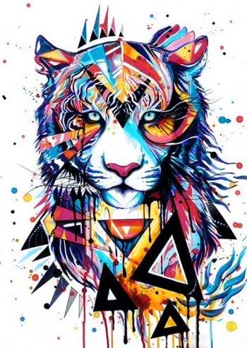Магический тигр