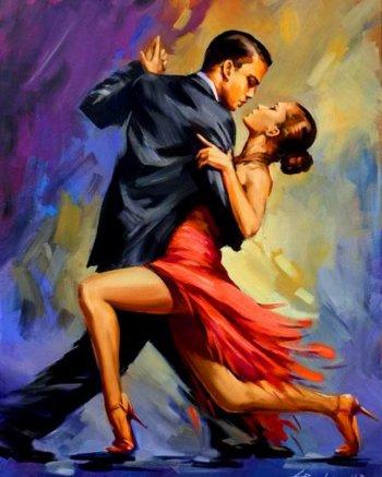 Танго вдвоем