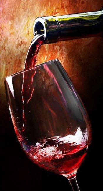Благородное вино