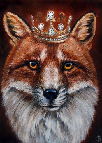 Король лис