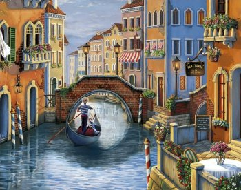 Романтика в Венеции