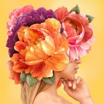 Цветочная ласка