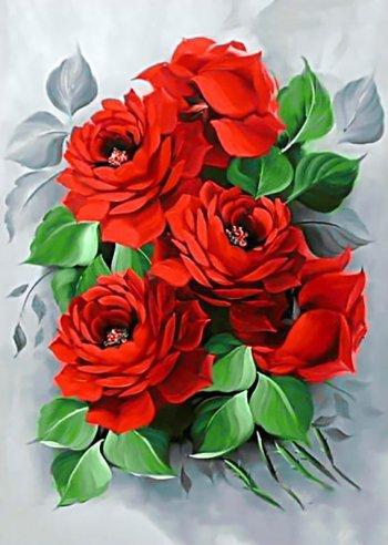 Изысканные розы