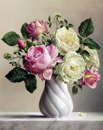 Аура роз