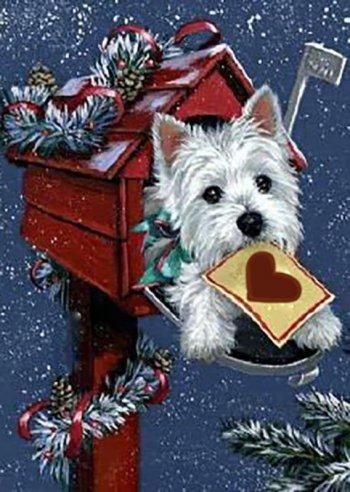 Рождественская посылка