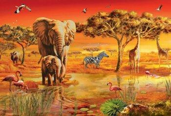 Африка. Травоядные