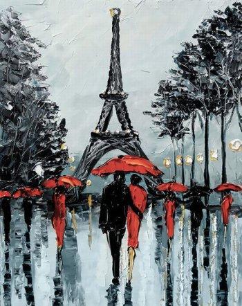 Парижские аллеи