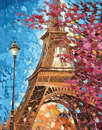 Парижские краски
