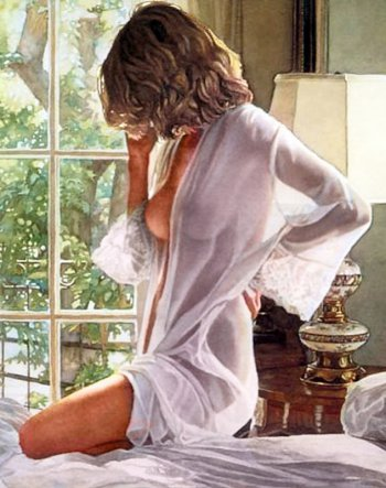 Красота женского тела