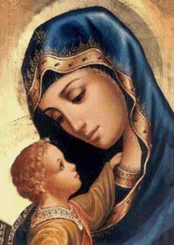 Мадонна и дитя