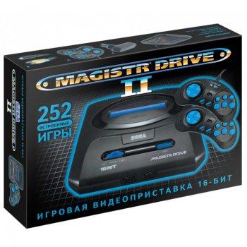 Игровая приставка Magistr Drive 2 (252 игры)
