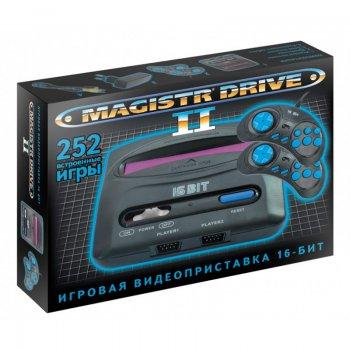 Игровая приставка Magistr Drive 2 little (252 игры)