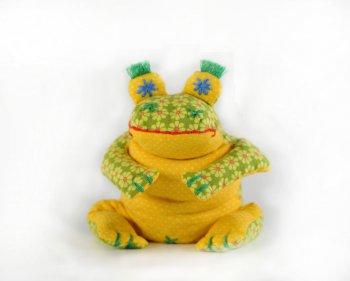 Лягушонок Ква